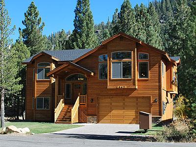 Exterior - 947 Colusa Street - South Lake Tahoe - rentals
