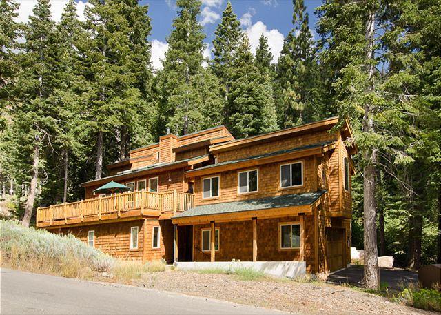 Five Bedroom House - Alpine Meadows Ward Retreat  -THIS HOME IS RENTED FOR 15/16 SKI SEASON - Lake Tahoe - rentals