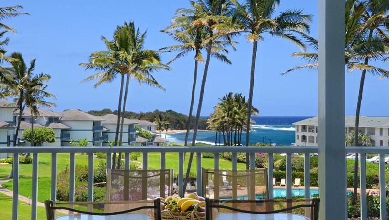 Poipu Sands 124 - Amazing Oceanview Luxury 2BR/2BA - Image 1 - Poipu - rentals