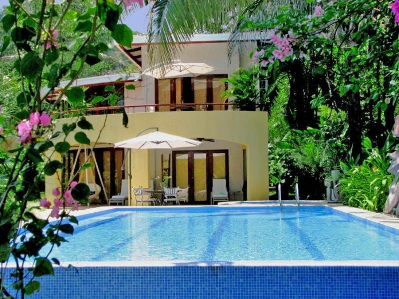 Your beachfront villa awaits! - 2012 & 2013 TripAdvisor Top Vacation Rental Winner - Manuel Antonio National Park - rentals