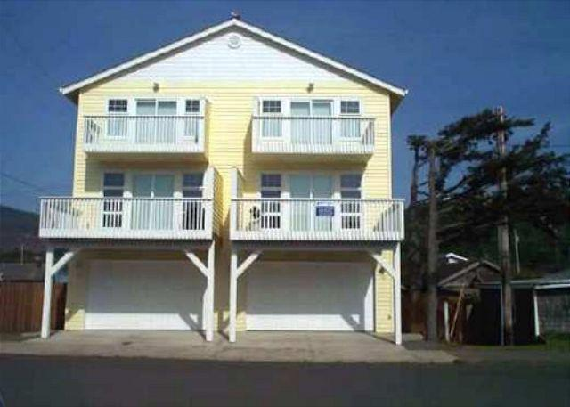 Street Side - BALI HIGH~ Great Ocean Views, 4 bdrm/2 1/2 bth property in Rockaway OR - Rockaway Beach - rentals