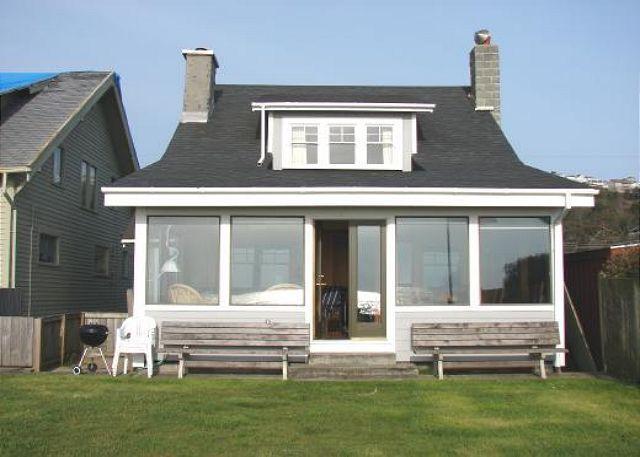 Ocean Side - EDGEWATER BEACH in Rockaway OR - Rockaway Beach - rentals
