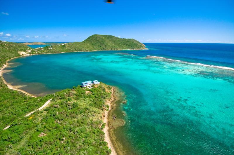 Spectacular Views of South Sound - South Sound Villa- Waterfront Luxury  6 br - Virgin Gorda - rentals