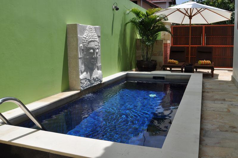 Beautiful private pool - Nusa Dua Private Villas - JASMINE VILLA - Nusa Dua - rentals