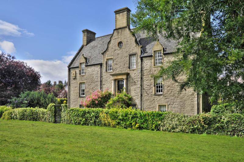 Pilrig House - A house with a distinguished history and a literary connection - Pilrig House Apartments, Garden Apartment - Edinburgh - rentals