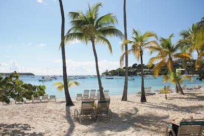 Beautiful whit sandy beach - Beautiful St Thomas Vacation Rental Cowpet Bay - Red Hook - rentals