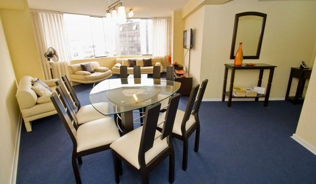 Dining Area - Modern & Charming Rentals in heart of Miraflores - Lima - rentals