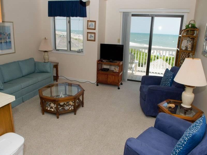 Pebble Beach A303 - Image 1 - Emerald Isle - rentals