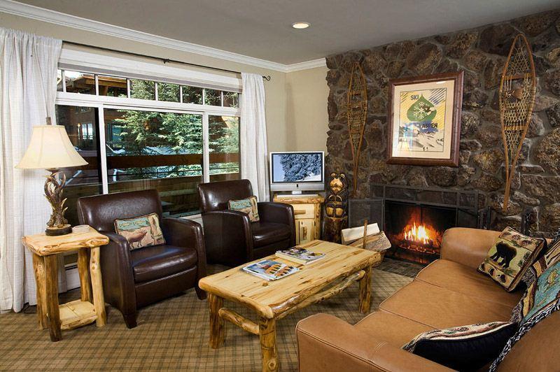Pic 1-FH290-LivingRoom1.jpg - Fasching Haus Unit 290 - Aspen - rentals