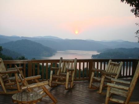 View - Sunset Bliss - Glenville - rentals