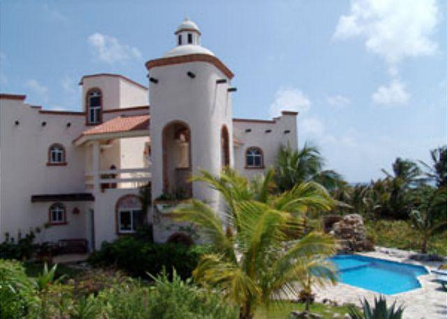 Cascadas Exterior - Cascadas, new reduced rates, check it!!! - Akumal - rentals