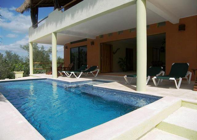 Villa Luminosa, invites you to enjoy sunrises and sunsets on a full privacy . - Image 1 - Tulum - rentals