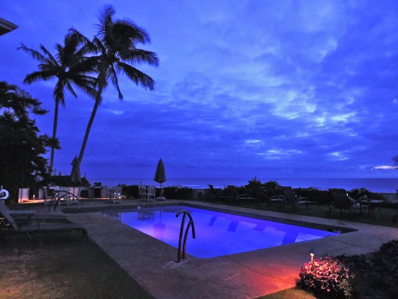 Ocean front location - - Alihi Lani 4 Ocean Front Luxury Air Conditioning - Poipu - rentals