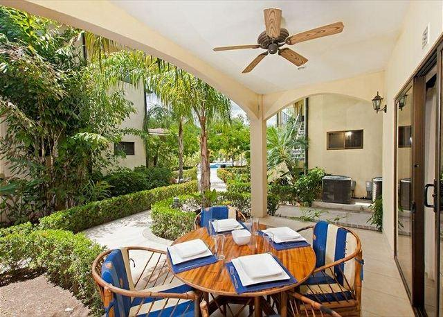 Charming Condo In A Tropical Setting - Image 1 - Playa Potrero - rentals