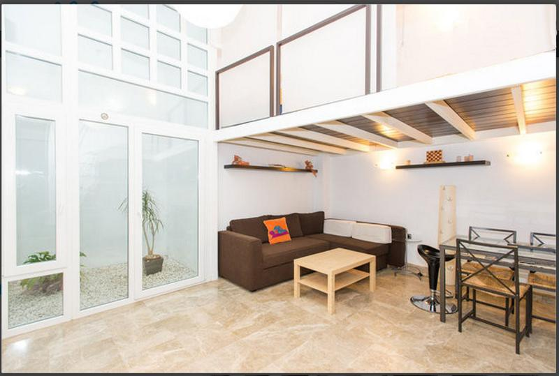 2Br Modern Loft, Wifi, Parking (Heart of Seville) - Image 1 - Seville - rentals