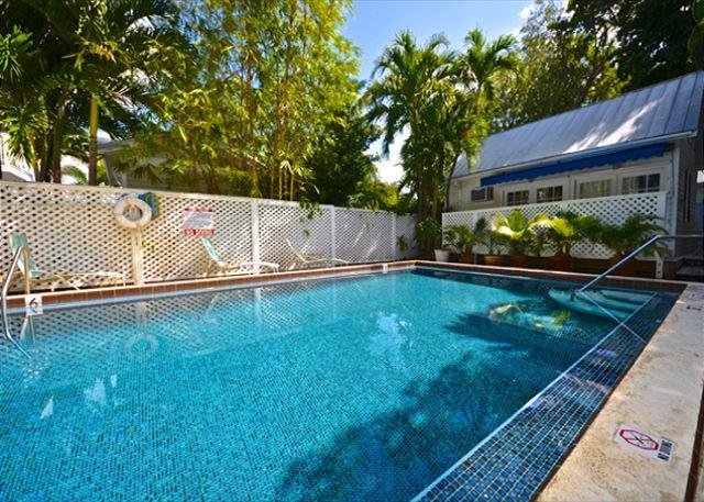 """""""OCEANIA SUITE"""" - Quiet 'Old Town' Cottage - Beautiful Shared Pool - Image 1 - Key West - rentals"""