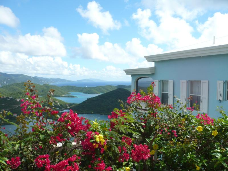 Waterlemon Villa - Waterlemon Villa - It's All About the View! - Coral Bay - rentals