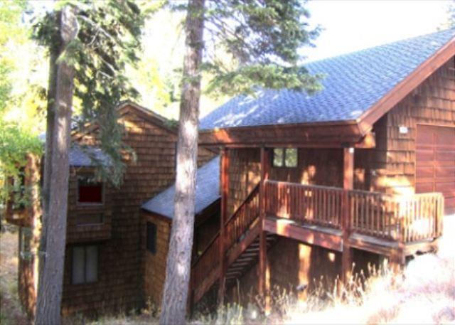 Alpine Meadows Mineral Spring Getaway - Family Summer Vacation Rental - Image 1 - Lake Tahoe - rentals