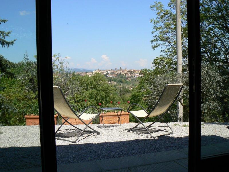 Villa Ceppeto - Il Granaio - Image 1 - Monte San Savino - rentals