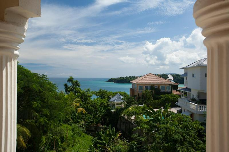 Beautiful View from Your Villa Balcony - Ocean views, stunning interior, located eight minu - Saint Ann Parish - rentals