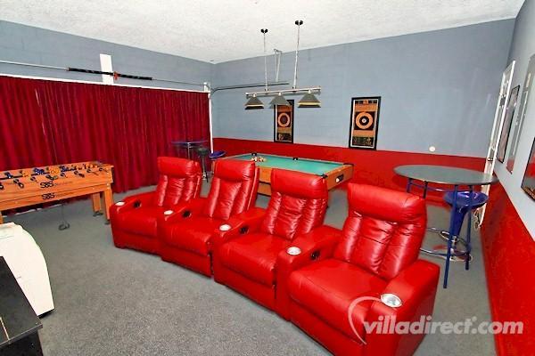 Stunning 7 Bed 4.5 Bath Villa Close to Disney - Image 1 - Kissimmee - rentals