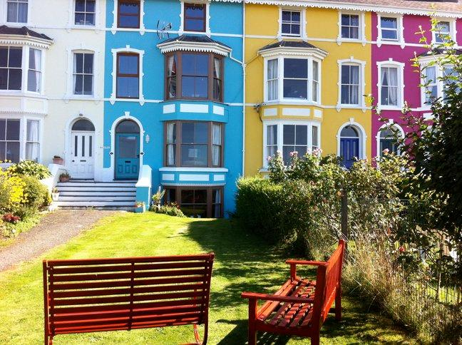 The Blue One - Balmoral Luxury Holiday Apartment - Llanfairfechan - rentals