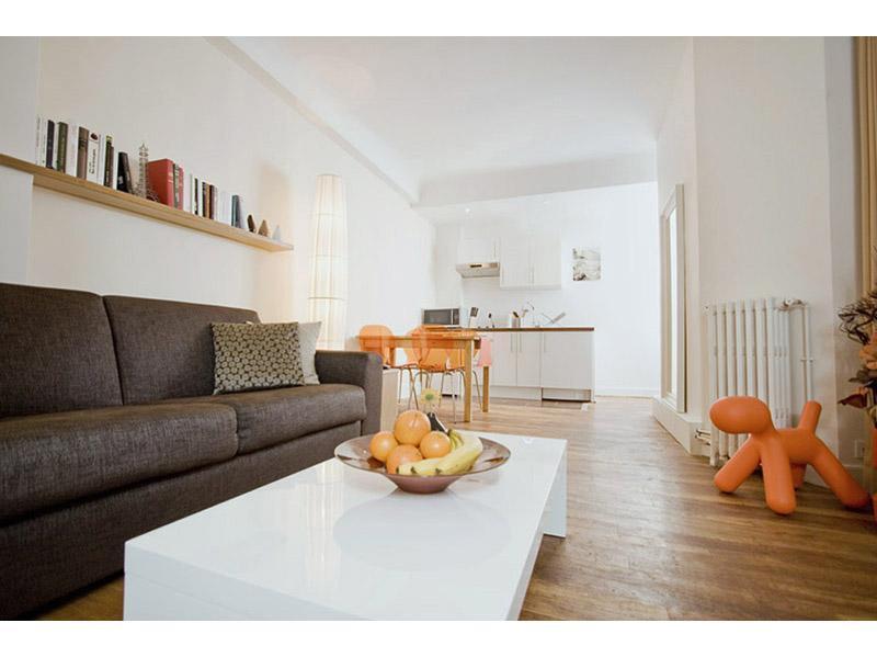 Apartments-4u_Montmartre Chic 01 - Image 1 - Paris - rentals