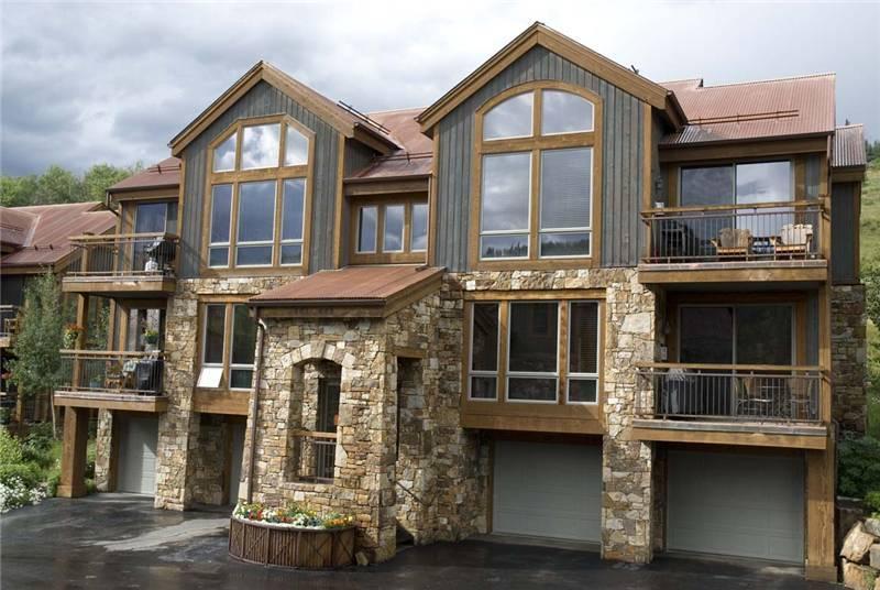 Terraces Exterior - TERRACES 502 - Telluride - rentals