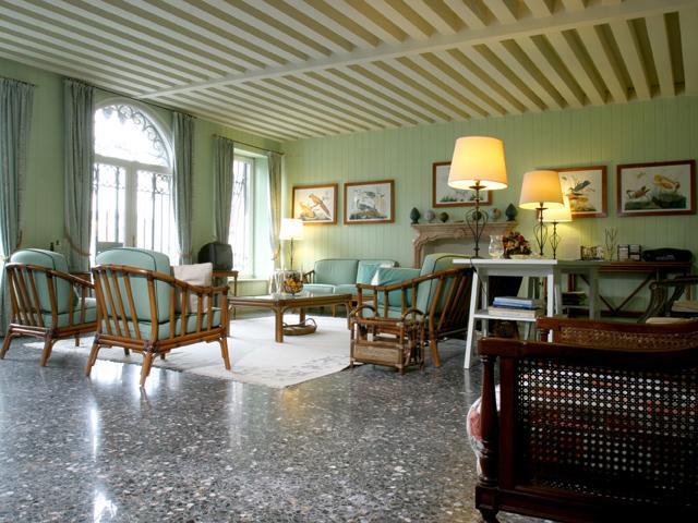 The elegant sitting room - Ca' Giulia - Venice - rentals