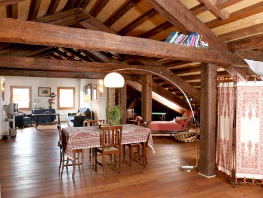 The main living space - Ca' Vidal - Venice - rentals