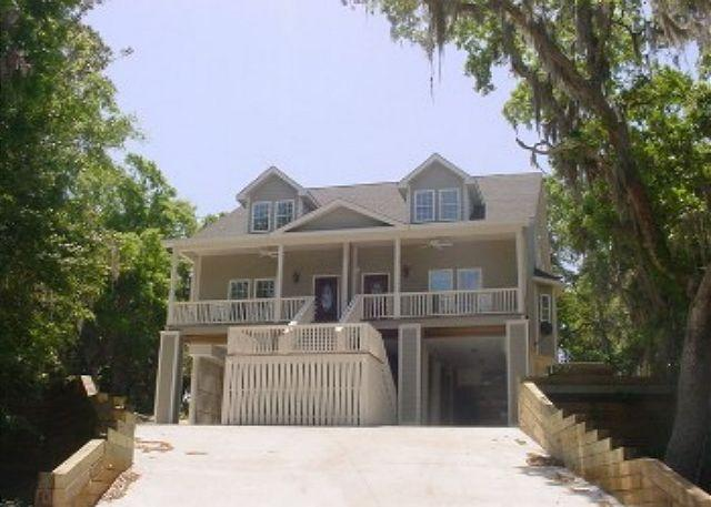 Exterior - Mt. Edisto - Resort Amenities, Walk To the Beach - Edisto Island - rentals