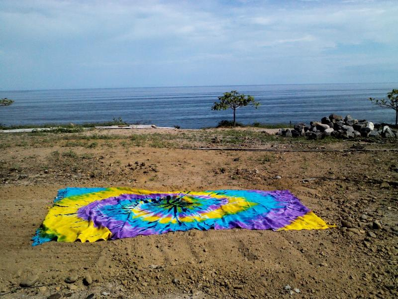 Mancora Meditation Place Behind the House - Mancora Beach Peru - Bungalows For Rent - Mancora - rentals