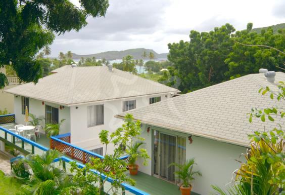 Friendship Garden Apartments 1 - Bequia - Friendship Garden Apartments 1 - Bequia - Friendship Bay - rentals