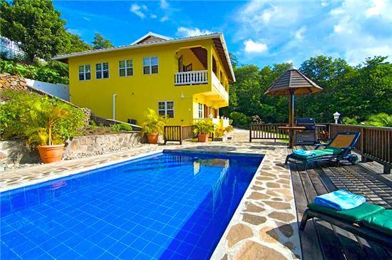 Santa Maria Villa - Bequia - Santa Maria Villa - Bequia - Bequia - rentals