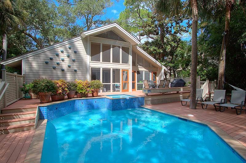 E. Beach Lagoon 10 - Image 1 - Hilton Head - rentals