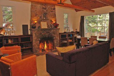 Darling Delight Cabin **HOT TUB** - Image 1 - Tahoe City - rentals