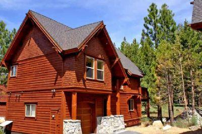 Trailside Villa *XC Trails out your back door!* - Image 1 - Truckee - rentals