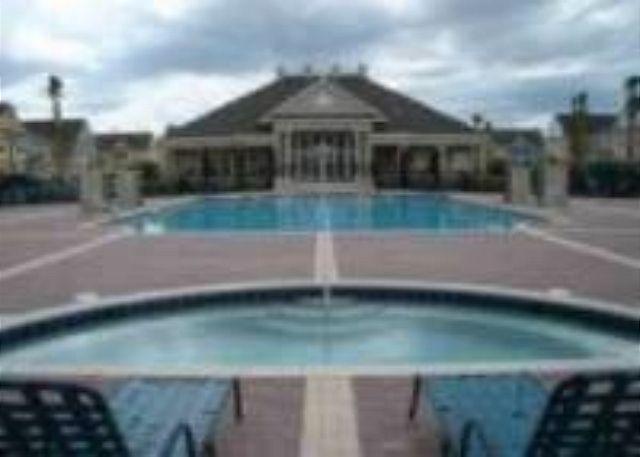 The Villas at Seven Dwarfs - 4 Bedroom Townhouse at The Villas at Seven Dwarfs (g-v7d) - Kissimmee - rentals