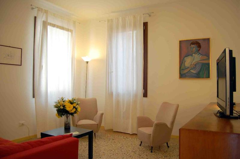 The living area - Ca' Morolin - Venice - rentals