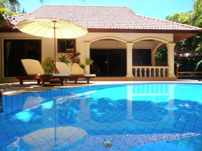 "Beautiful Coconut Island Villa - ""COCONUT ISLAND"" Private Pool Villa in Paradise !! - Rawai - rentals"