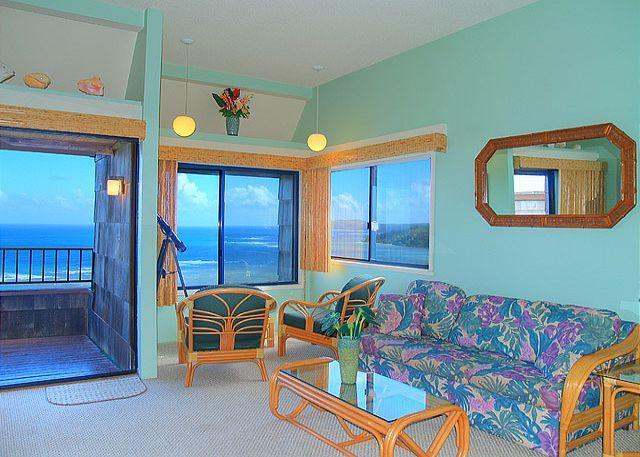 Sealodge G9: Amazing views plus privacy - Image 1 - Princeville - rentals