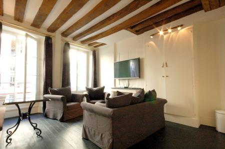 Paris Center 1 bedroom (2306) - Image 1 - Paris - rentals