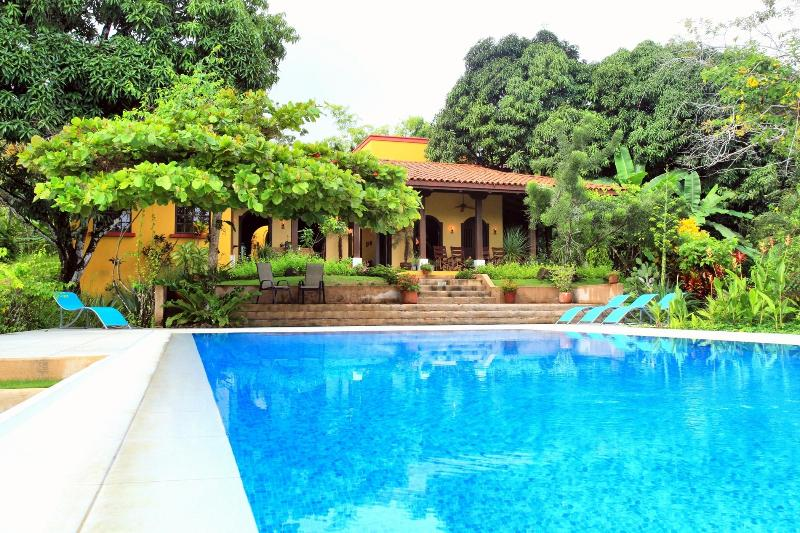 The Pool Deck - Your Dream House - Luxury in a Spectacular Setting - Mal Pais - rentals