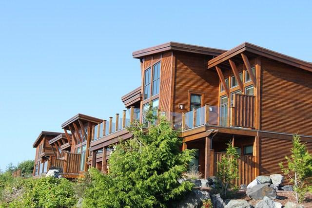 Exterior of building - West Coast Haven 25-30min from Village of Tofino - Tofino - rentals