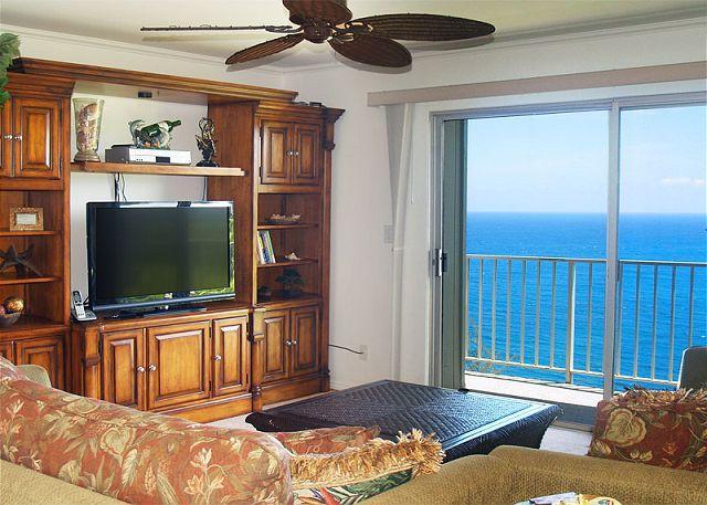 Alii Kai 4303: Premium oceanfront, amazing views, top floor. - Image 1 - Princeville - rentals