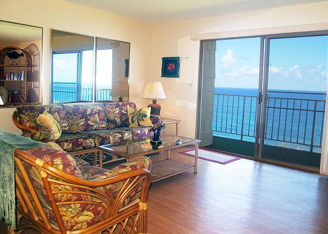 Alii Kai 5303: Top floor condo with exceptional views and amenities!! - Image 1 - Princeville - rentals