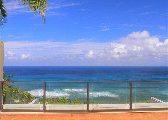 Puu Poa 401: oceanfront luxury with a/c, Bali Hai views and complete privacy - Image 1 - Princeville - rentals