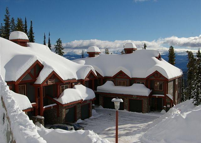 Snowbanks Townhouses, Big White, BC - Snowbanks 4, Great for Entertaining and lots of Space for the Whole Family - Big White - rentals