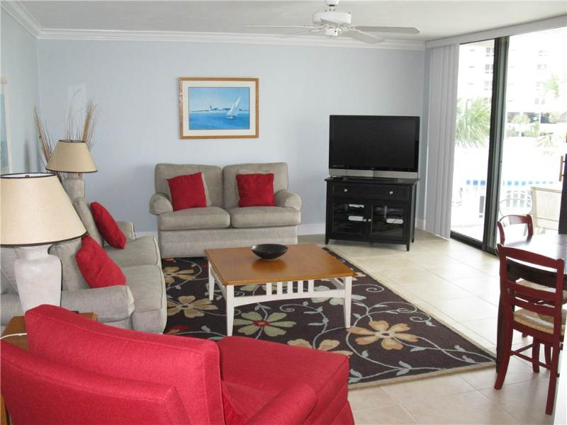 Enjoy beautiful sunsets at this Gulf front 2BR #315GF - Image 1 - Sarasota - rentals