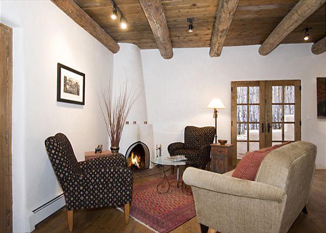 Old Santa Fe Charm Main House - Image 1 - Santa Fe - rentals